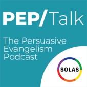 PEP Talk logo