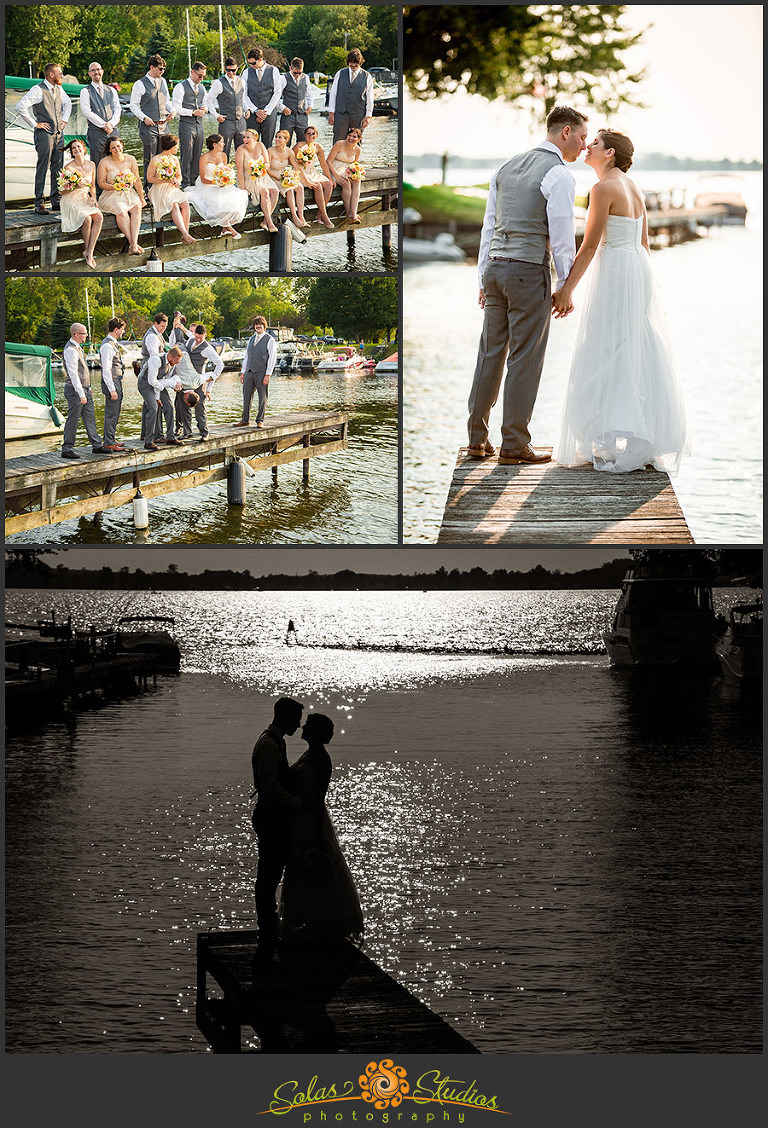 Wedding At Lakeshore Yacht And Country Club Cicero NY