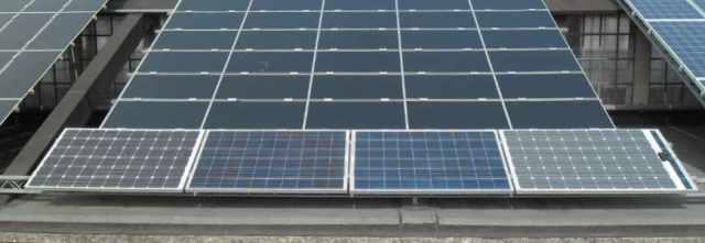 Solarmodule auf Dach - Vergleich Solbian und klassische Photovoltaik