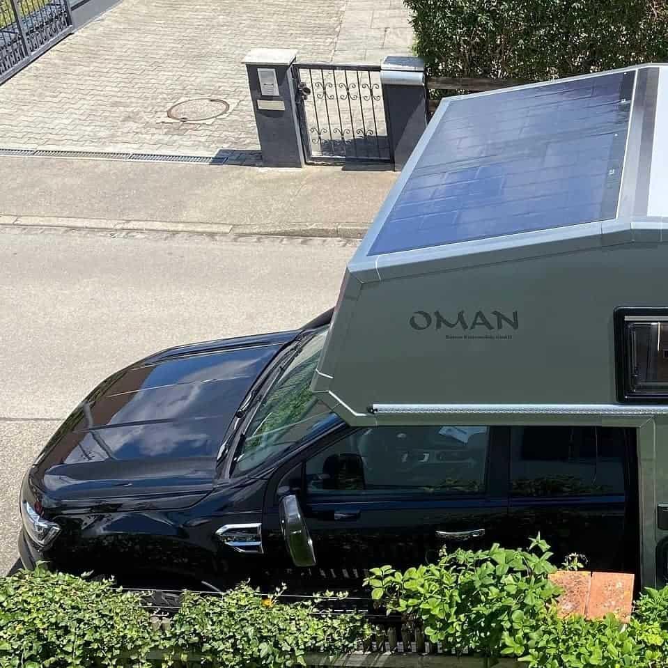 Burow Oman Ford Ranger Solar Solbian