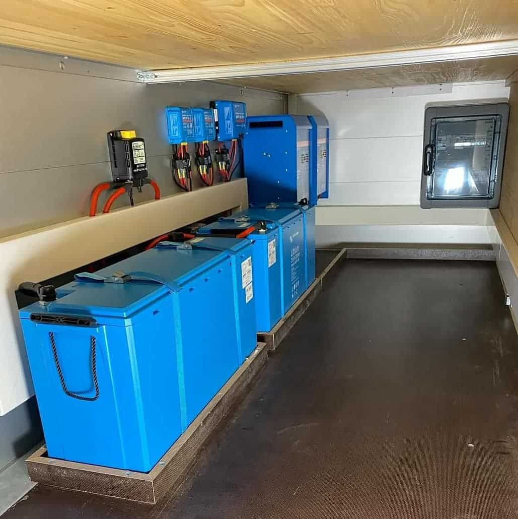 Sonnenküche bio catering solarbetriebener Food-Truck Solbian