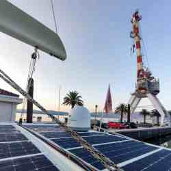 Sunreef 58 Catamaran Solar Solbian