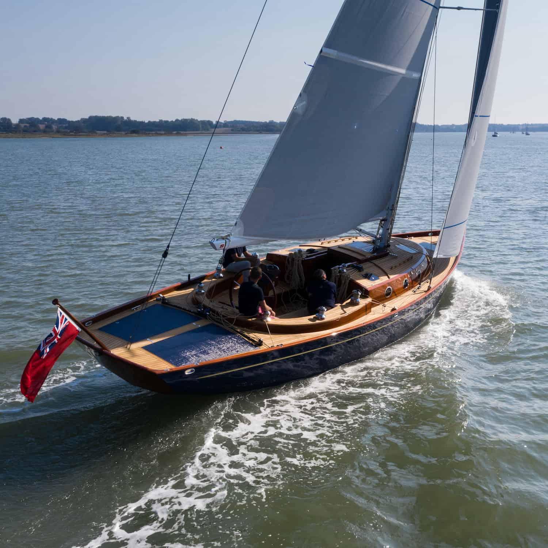 Spirit Yachts 44CR(e) 44CR Solbian Solar Solarmodule Oceanvolt