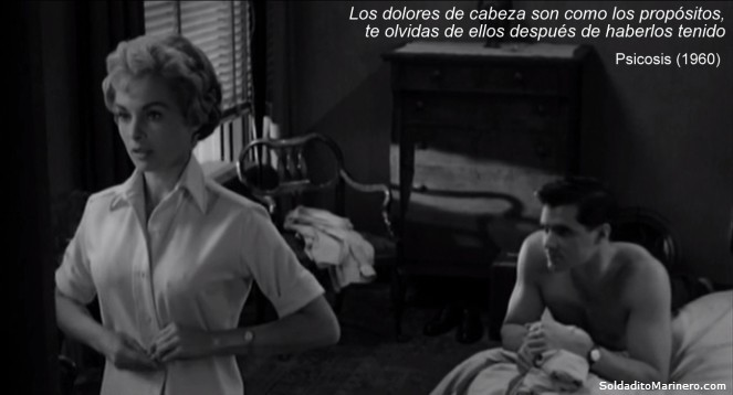 frases psicosis 1960