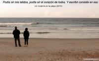 invierno playa
