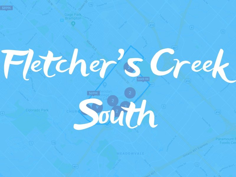 Fletcher's Creek South Neighbourhood Properties for Sale