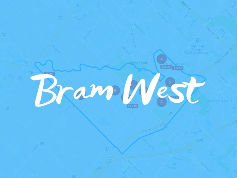 Bram West Neighbourhood Properties for Sale