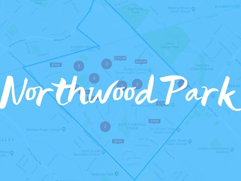 Northwood Park Neighbourhood Properties for Sale