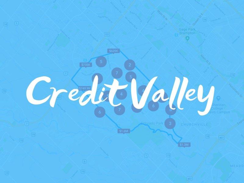 Credit Valley Neighbourhood Properties for Sale
