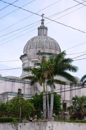San Pedro Church in Rivas