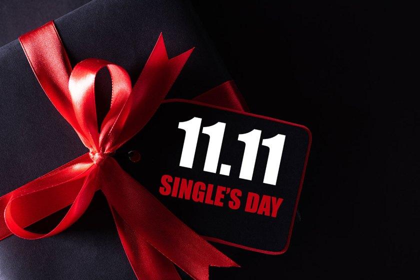 Singles Day 11.11