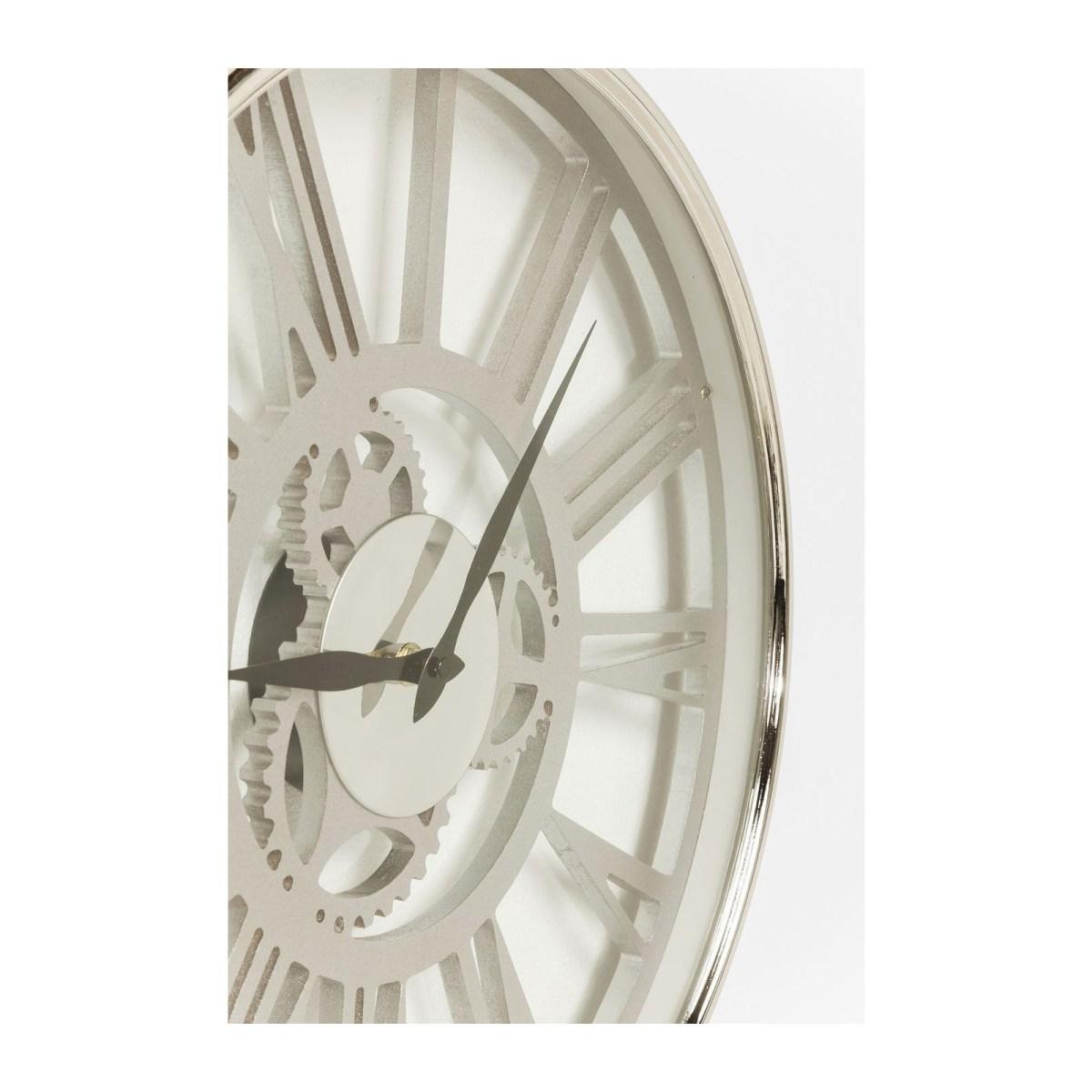 Soldes Kare Design Maison > Décoration > Horloges, pendules Horloge murale Factory Visible 45cm Kare Design