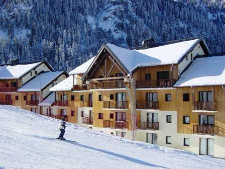 Promo Location vacances hiver Valfréjus Alpes du Nord CHALETS DU THABOR