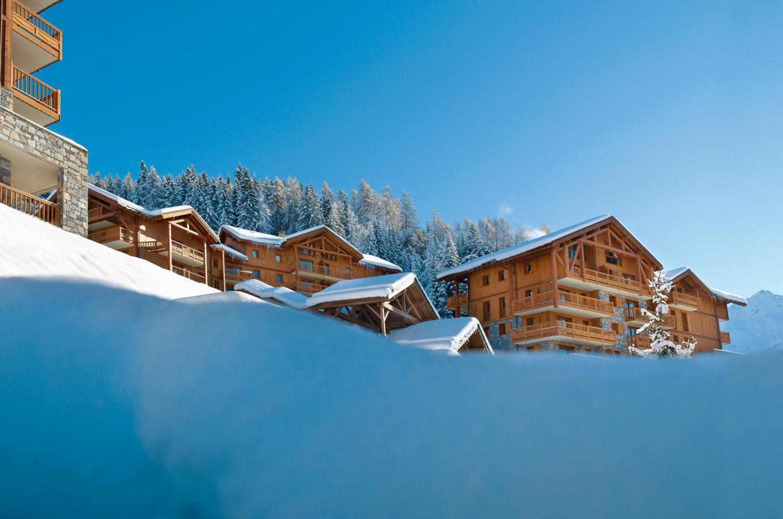 Promo Location vacances hiver Vallandry Alpes du Nord L'OREE DES CIMES