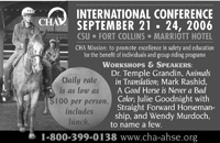 CHA – Annual Conference Ad