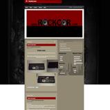 RockCor.com Website
