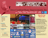 Alsco-Cardinal Home Improvement Website