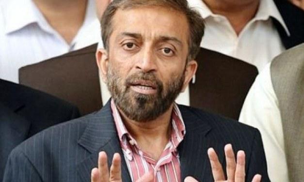 Farooq Sattar Arrested in Karachi