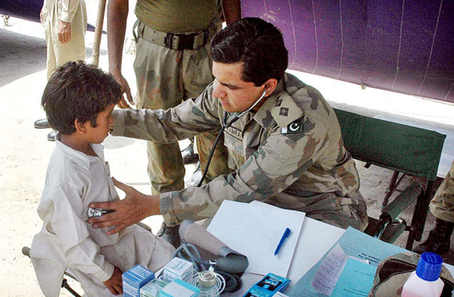 Join Pakistan Army as a Doctor - Soldiers Pk