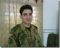 Captain Waqas Zameer Shaheed