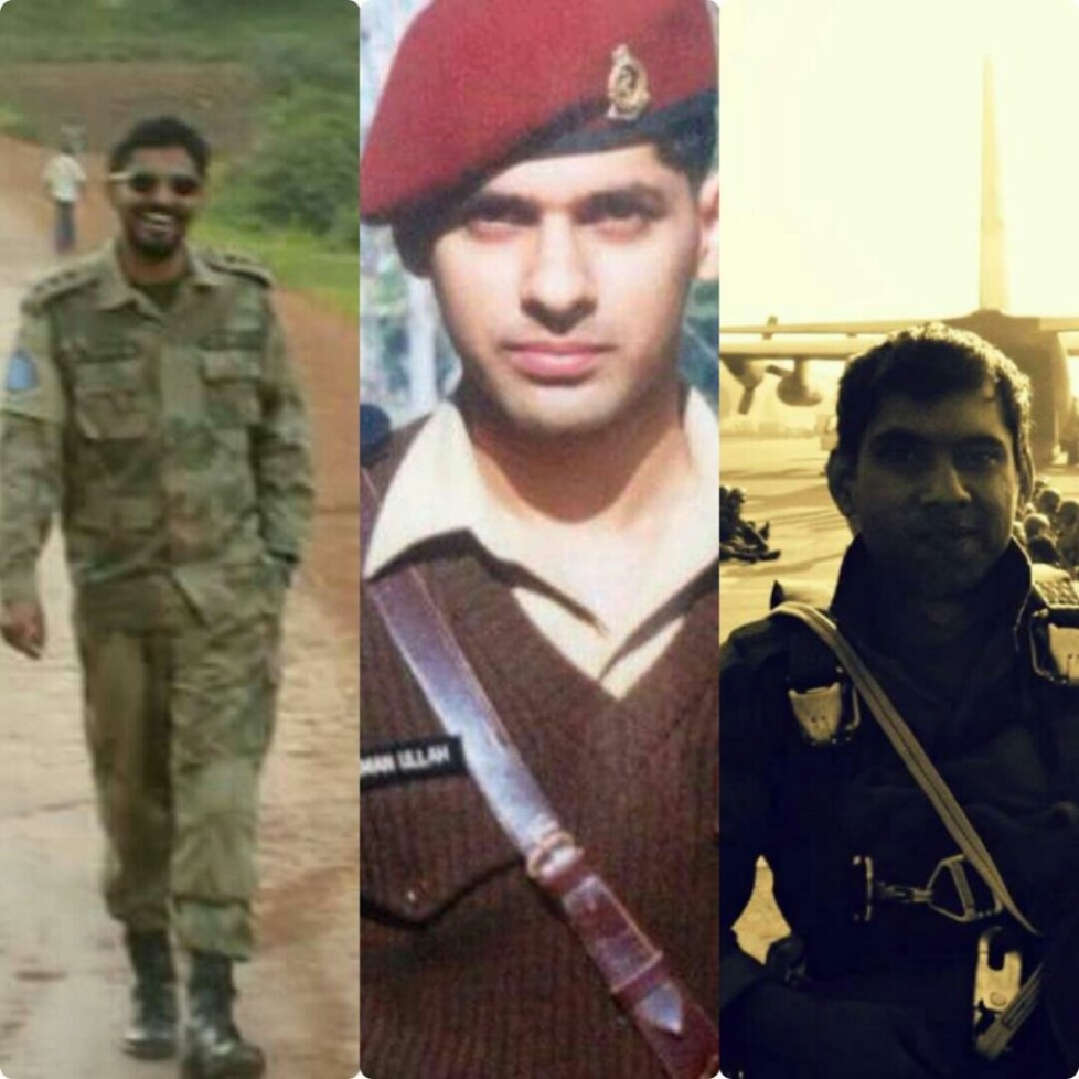 Pak Army Doctors Shaheed in Helicopter Crash – 5 August 2015
