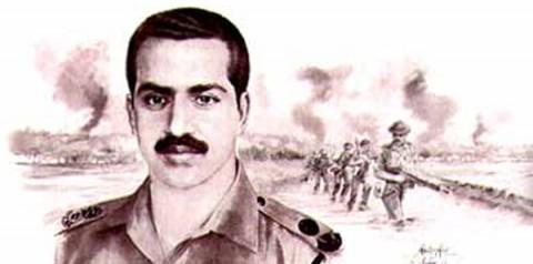 Major Shabbir Sharif Shaheed
