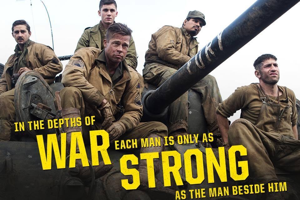 Fury – Movie review