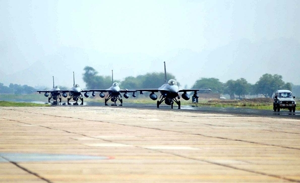Sargodha Air base(PAF base Mushaf)
