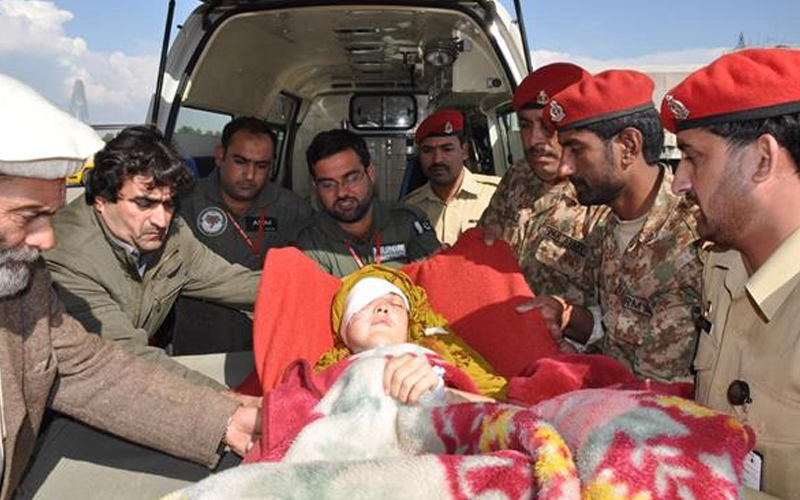 pakistan army medical battalions