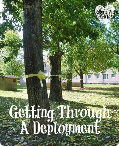 Getting Through Your Deployment