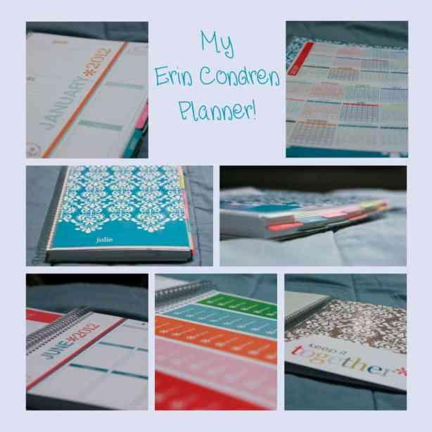 Erin Condren Planner