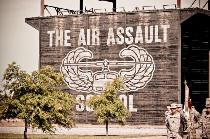 Ft. Campbell Air Assault