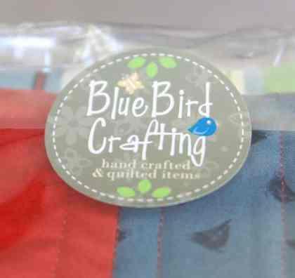 Blue Bird Crafting