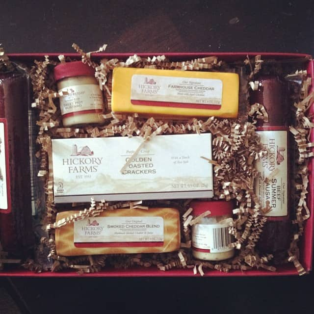Hickory Farms Gift Box