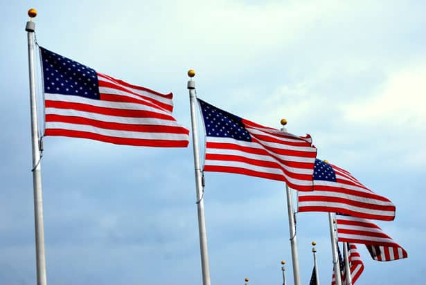 american-flags