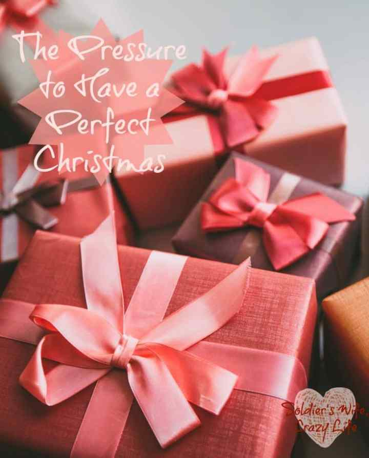 The Pressure to Have a Perfect Christmas