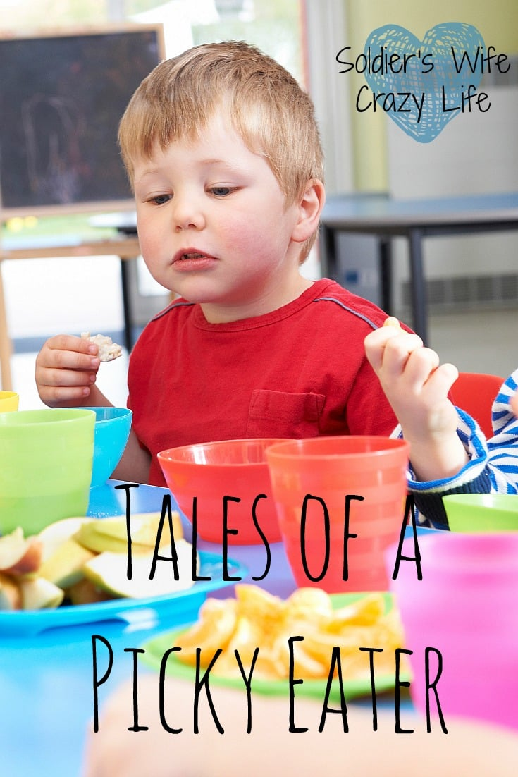 Tales of a Picky Eater
