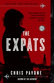 Expats by Chris Pavone