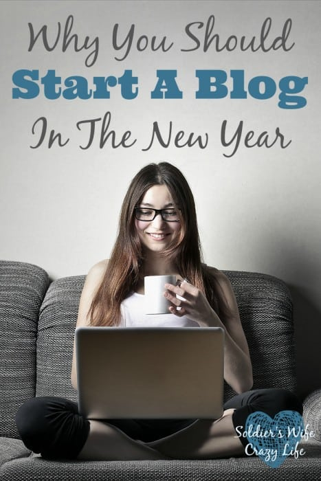 Why You Should Start A Blog In the New Year