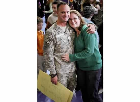 The Hard Truth About Being A Military Spouse