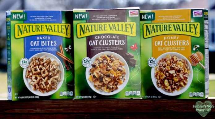 Nature Valley Cereal