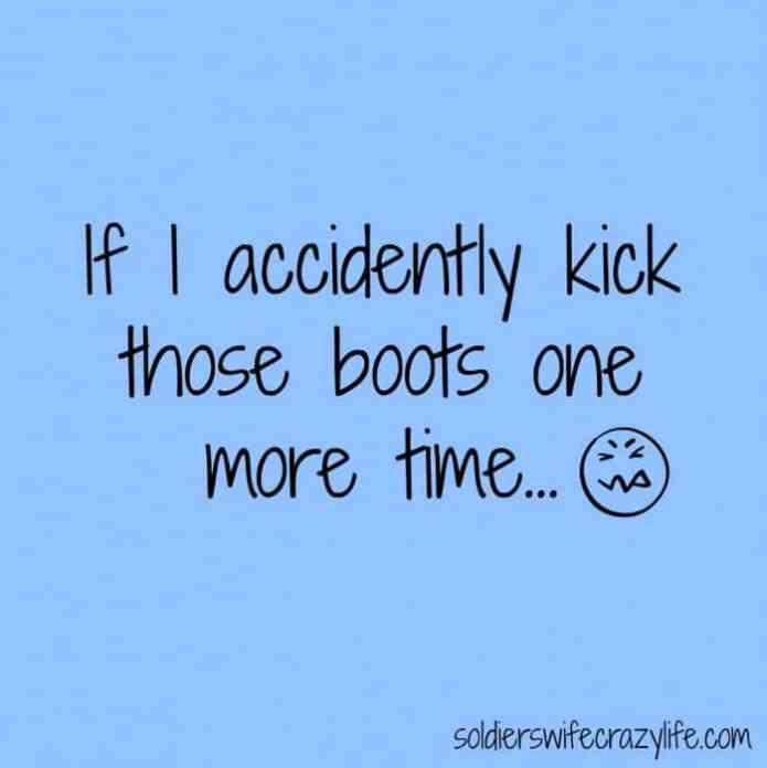 if i kick