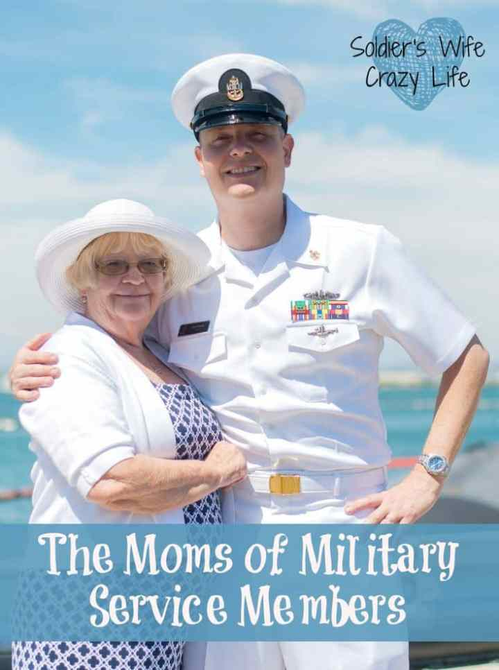 Moms of Military Service Members