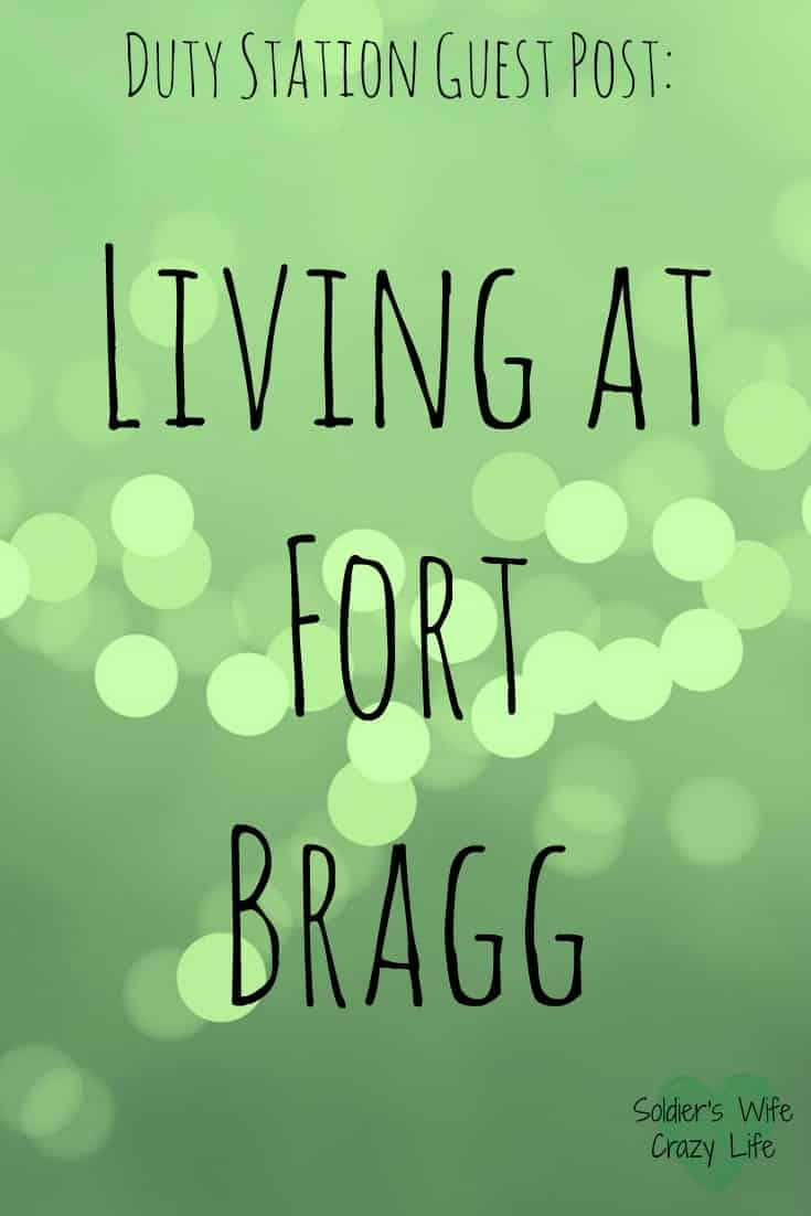 stationed at ft. bragg