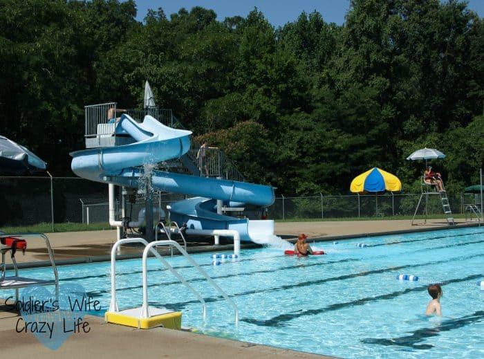 Clarksville, TN pools