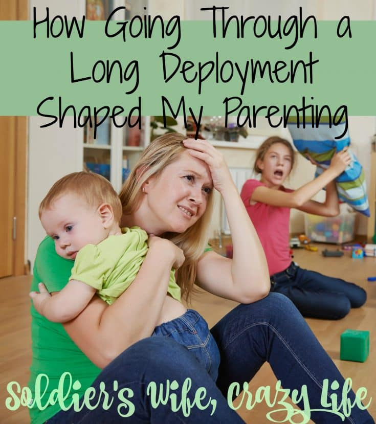 How Going Through a Long Deployment Shaped My Parenting