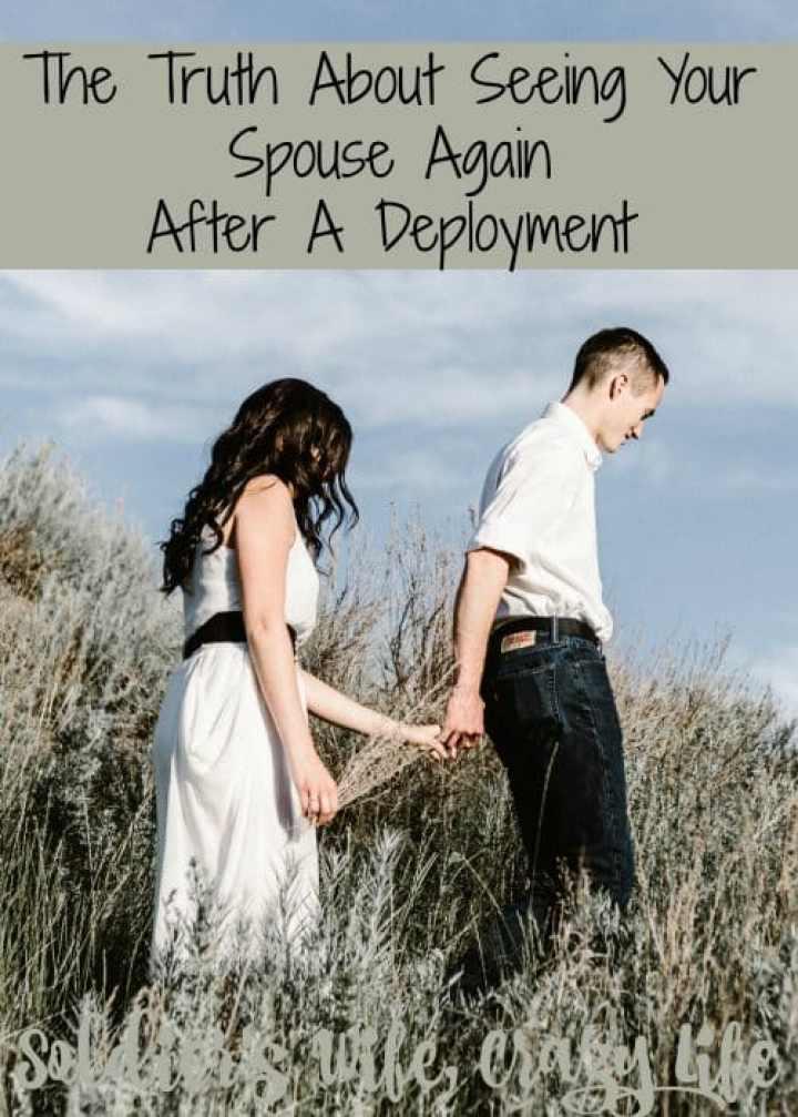 after a deployment