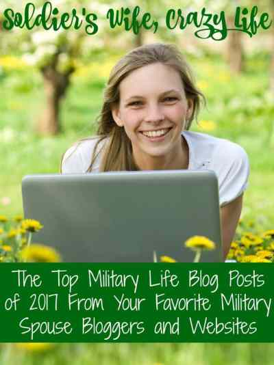 The Top Military Life Blog Posts of 2017 From Your Favorite Military Spouse Bloggers and Websites