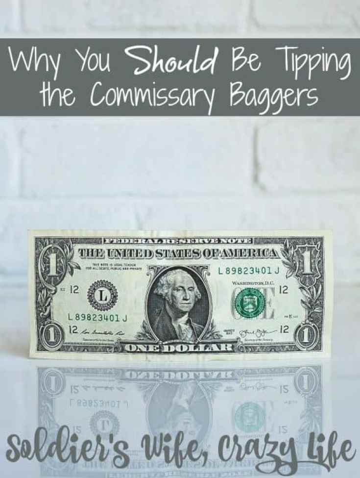Why You Should Be Tipping the Commissary Baggers
