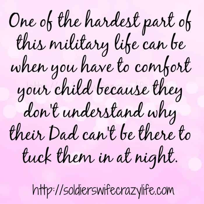 Memes for the Military Spouse With Children